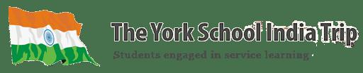 The York School India Trip